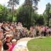 Общий вид (Болшево, 10-й Цветаевский костёр, 19 июня 2013)